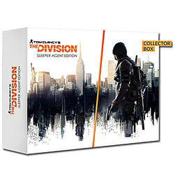 Tom Clancy's The Division Sleeper Agent Edition PlayStation 4