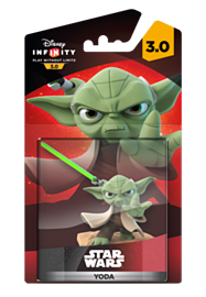 Yoda - Disney Infinity 3.0 Character Toys and Gadgets
