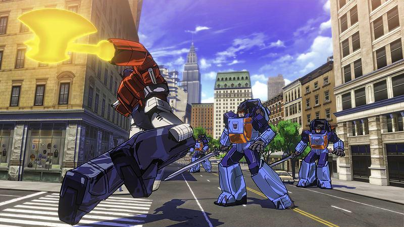 Transformers Devastation : Como fazer as melhores armas