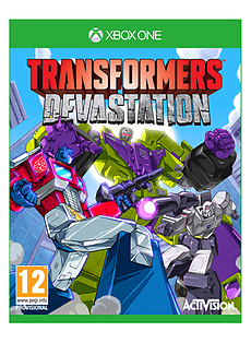 Transformers Devastation Exclusive Edition Xbox One