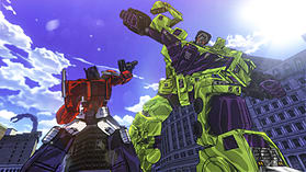 Transformers Devastation Exclusive Edition screen shot 10