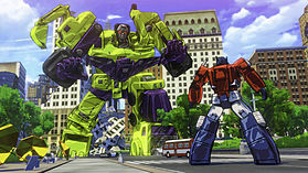 Transformers Devastation Exclusive Edition screen shot 1