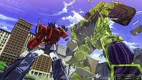 Transformers Devastation Exclusive Edition screen shot 9