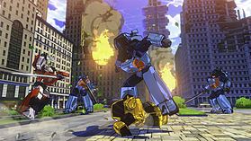 Transformers Devastation Exclusive Edition screen shot 2