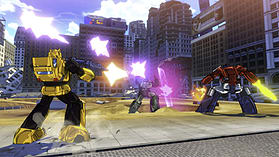 Transformers Devastation Exclusive Edition screen shot 7