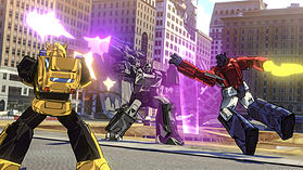 Transformers Devastation Exclusive Edition screen shot 8