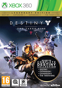 Destiny: The Taken King - Legendary Edition Xbox 360
