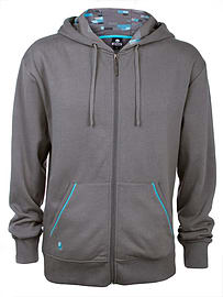 Boys Minecraft Hoodie | Mine Craft Hoody | Official | DIAMOND PREMIUM | Youth 5-6 | SILVER L/SLEEVE Clothing