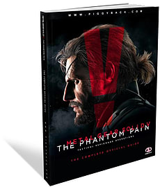 Metal Gear Solid V: The Phantom Pain Official Strategy Guide Strategy Guides and Books