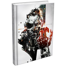 Metal Gear Solid V: The Phantom Pain Collector's Edition Strategy Guide Books
