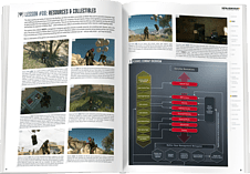 Metal Gear Solid V: The Phantom Pain Collector's Edition Strategy Guide screen shot 5