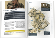 Metal Gear Solid V: The Phantom Pain Collector's Edition Strategy Guide screen shot 6