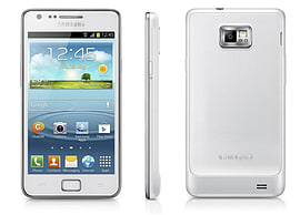 NEW! Samsung Galaxy S2 SII Plus i9105P Smartphone White 8GB Unlocked; Sim Free Phones