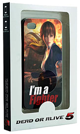 Venom Dead or Alive 5 I`m A Fighter iPhone4/4S Case Mobile phones