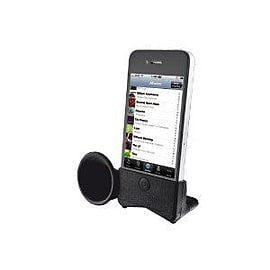 Horn Speaker and Stand For Iphone 4/4s Mobile phones