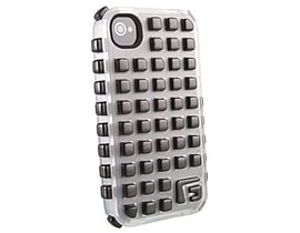 G-form Iphone 4 / 4s Extreme Grid Case, Ice Case/black Rpt Mobile phones