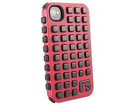 G-form Iphone 4 / 4s Extreme Grid Case, Red Case/black Rpt Mobile phones