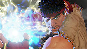 Street Fighter V screen shot 10