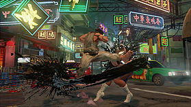 Street Fighter V screen shot 11