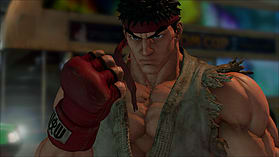 Street Fighter V screen shot 12