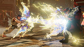 Street Fighter V screen shot 1
