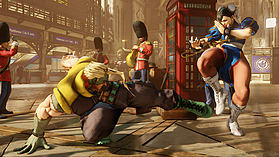 Street Fighter V screen shot 2