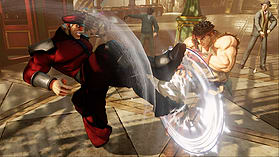 Street Fighter V screen shot 3