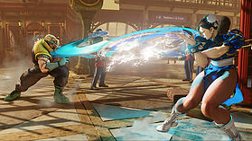 Street Fighter V screen shot 4