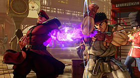 Street Fighter V screen shot 6