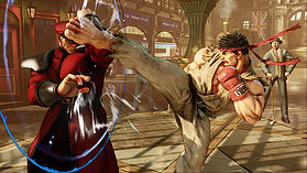 Street Fighter V screen shot 7