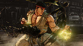 Street Fighter V screen shot 8