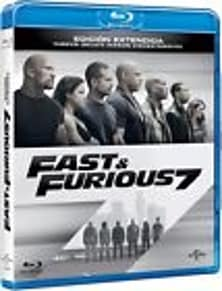 Fast and Furious 7 Blu-Ray
