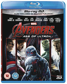 Age of Ultron 3D 3D Blu-Ray