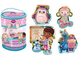 Doc McStuffins Bath Puzzle Pre School Toys