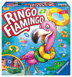 Ringo Flamingo Pre School Toys