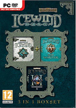Icewind Dale Compilation (Icewind Dale + Heart of Winter + Icewind Dale 2) PC PC