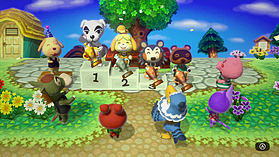 Animal Crossing amiibo Festival with Isabelle and Digby amiibo and amiibo Card Pack screen shot 5