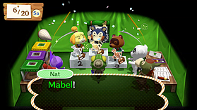 Animal Crossing amiibo Festival with Isabelle and Digby amiibo and amiibo Card Pack screen shot 6