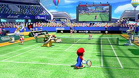 Mario Tennis Ultra Smash screen shot 2