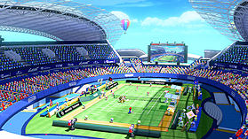 Mario Tennis Ultra Smash screen shot 3