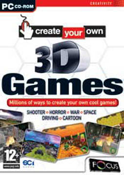 Create Your Own 3D Games PC