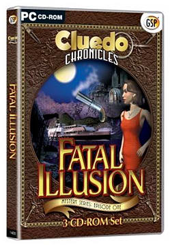 Cluedo Chronicles - Fatal Illusion PC