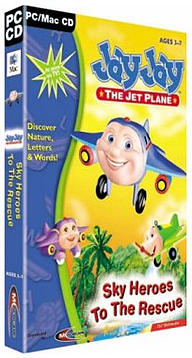 Jay Jay the Jet Plane - Sky Heroes to the Rescue PC