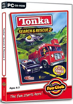 Tonka - Search and Rescue 2 (Ages 4-7) PC