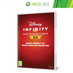 Disney Infinity 3.0 (Software Only) with Toy Box Takeover Expansion Game Piece Xbox 360