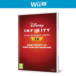 Disney Infinity 3.0 (Software Only) with Toy Box Takeover Expansion Game Piece Wii U