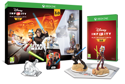 Disney Infinity 3.0 Starter Pack with Toy Box Takeover Expansion Game Piece Xbox One