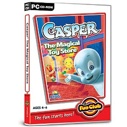 Casper: The Magical Toy Store PC