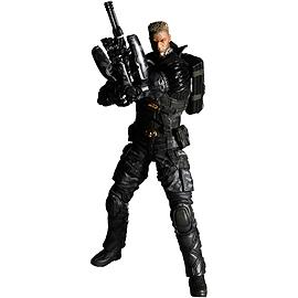 Deus Ex Play Arts Kai Lawrence Barrett Figurines and Sets