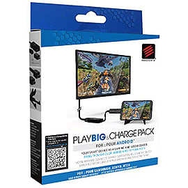 Mad Catz PlayBig & Charge Pack for Android Accessories